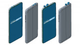 Xiaomi được cấp bằng sáng chế cho điện thoại có 2 module camera bật lên