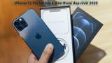 iPhone 12 Pro lọt top 4 điện thoại đẹp nhất năm 2020