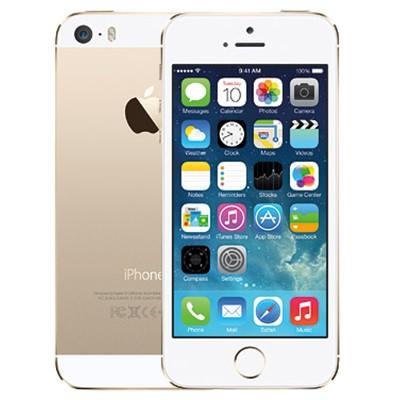 iPhone 5S 16GB hinh mau vang