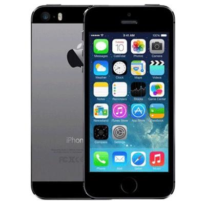 iPhone 5S 16GB hinh mau xam
