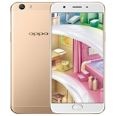 oppo f1s hang cong ty mau vang dong