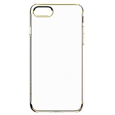 op lung iphone 7 plus baseus shining case silicon deo
