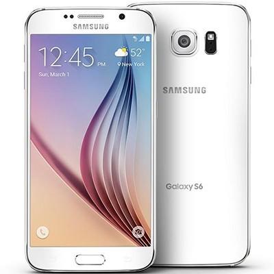 Samsung Galaxy S6 Cu 99% mau trang