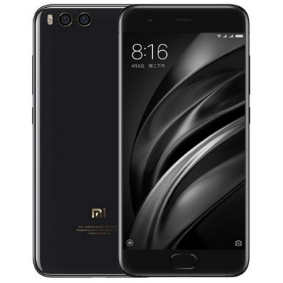 Xiaomi Mi 6 mau den