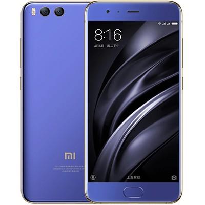 Xiaomi Mi 6 mau xanh duong