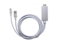 Cáp HDMI iPhone 5/5S/6/6S ( Cáp Kết nối với TV )