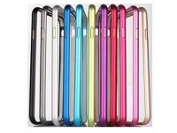 Khung viền chống trầy iPhone 6 màu đen