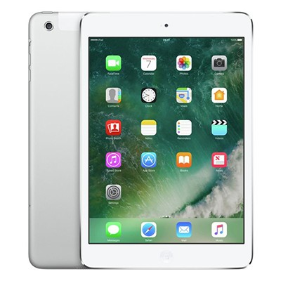 iPad Mini 2 Wifi Cellular Cu 99% mau trang