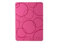 Bao da iPad Pro 12.9 KAKU Họa Tiết Vòng Tròn