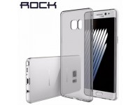 Ốp lưng Galaxy Note 7 Rock Ultrathin TPU Slim Jacket silicon
