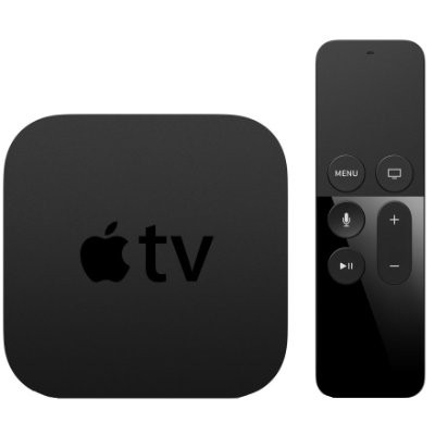 apple tv 4 32gb new