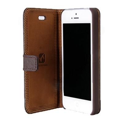 bao da iphone 5s bao da iphone se hoco leather case