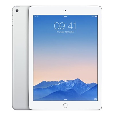 iPad Air 2 Wifi Cu 99 hinh mau bac