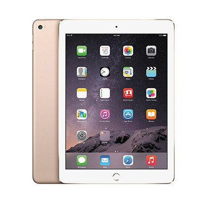 iPad Air 2 Wifi Cu 99 hinh mau vang