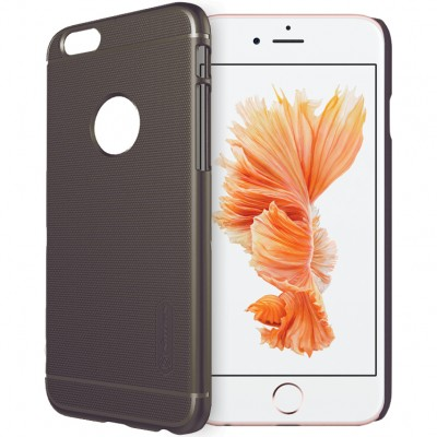 op lung iphone 6 nillkin phone protection case brown