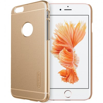 op lung iphone 6 nillkin phone protection case gold