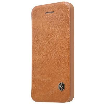 bao da iphone 5s bao da iphone se nillkin qin leather case