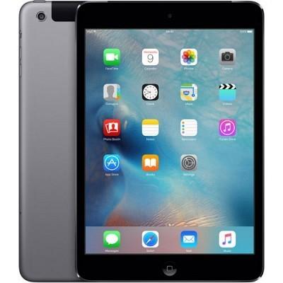 iPad Mini 2 Wifi hinh mau xam