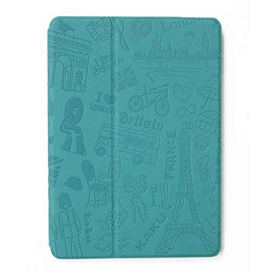 Bao da iPad 2 3 4 Paris Style KAKU