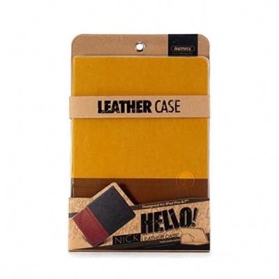 bao da ipad pro 97 remax leather case hello nick