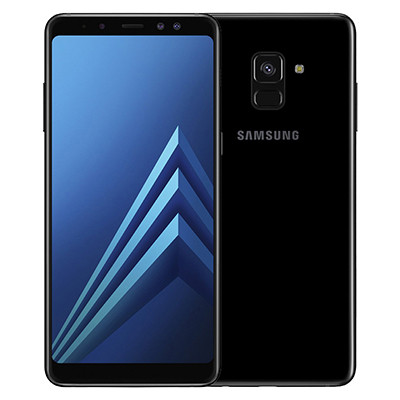 samsung galaxy a8 plus 2018 mau den black