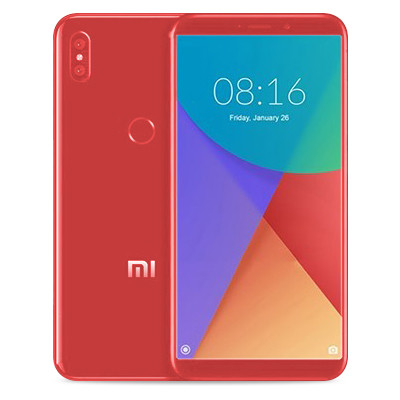 xiaomi mi 6x mau do red