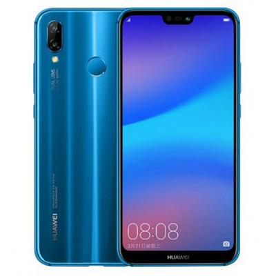 huawei nova 3e mau xanh blue