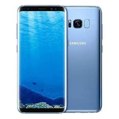 samsung galaxy s8 cu mau xanh blue
