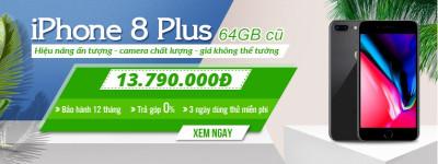 iPhone 8 Plus 64GB Cũ