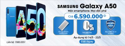 Samsung Galaxy A50 Hàng Công Ty