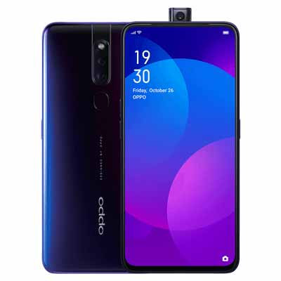 OPPO F11 Pro Hang Cong Ty Mau Đen Black