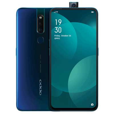 OPPO F11 Pro Hang Cong Ty Mau Xanh Green