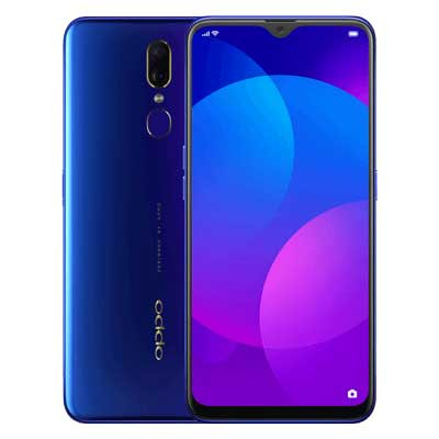 oppo f11 hang cong ty mau tim puple