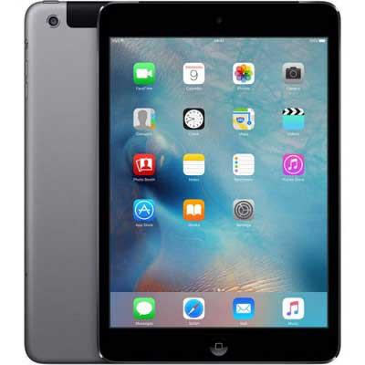 iPad Mini 2 Wifi Cu 99 mau xam