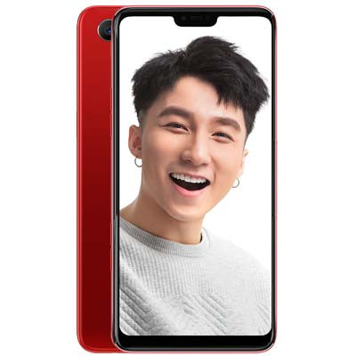 oppo f7 hang cong ty mau do red