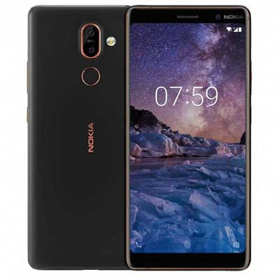 Nokia 7 Plus den black