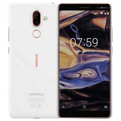 Nokia 7 Plus trang white