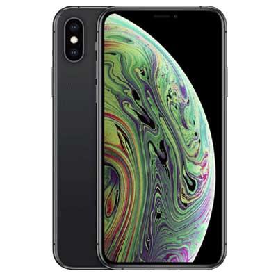 iphone xs 64gb mau den black