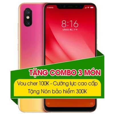 Xiaomi Mi 8 Pro vang goid