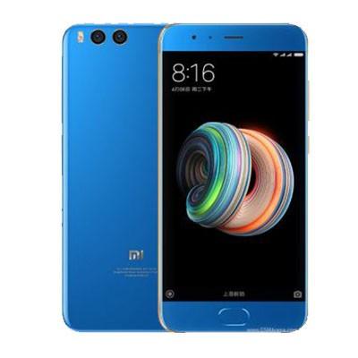 Xiaomi Mi Note 3 hinh mau xanh