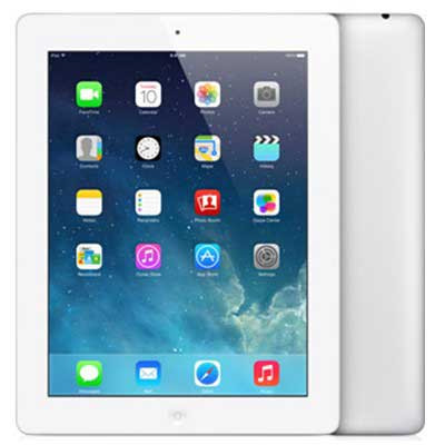 iPad 4 Wifi Cellular Cu 99 Hang Nhat mau bac