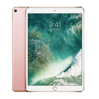 iPad Pro 10.5 Wifi + Cellular Hang My hinh mau hong