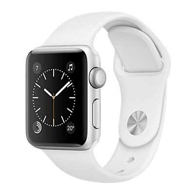 apple watch series 3 gps - mat nhom - nobox mau trang white