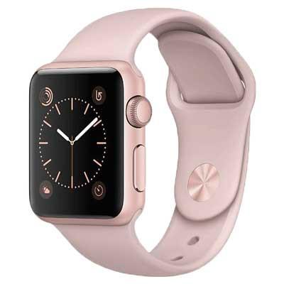 apple watch series 3 gps - mat nhom - nobox mau vang gold