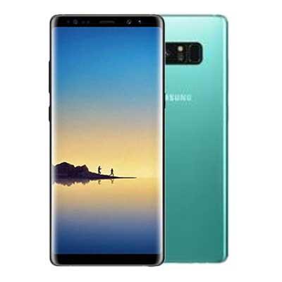 Samsung Galaxy Note 8 hang cong ty mau xanh la