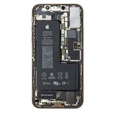 thay pin iphone xs