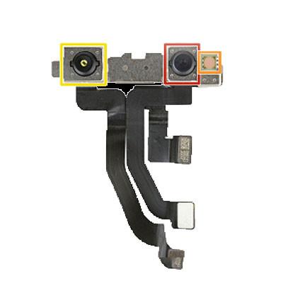 Thay camera trước điện thoại iPhone XS