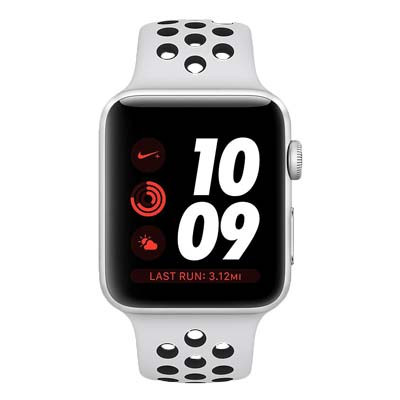 apple watch series 3 lte - mat nhom, day nike