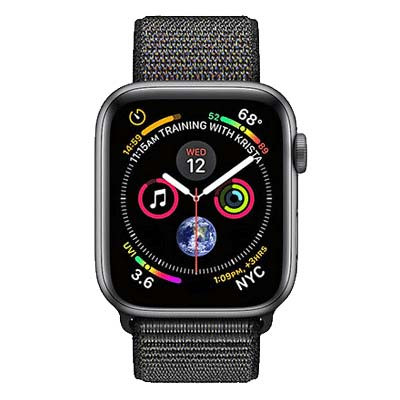 apple watch series 4 lte - mặt nhôm, dây sport loop
