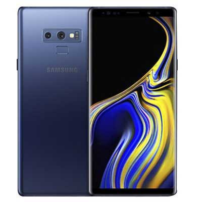samsung galaxy note 9 hang cong ty mau xanh blue
